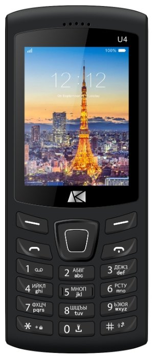 Ark Телефон Ark Benefit U4