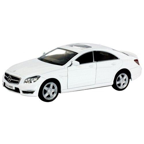 Купить Легковой автомобиль Autotime (Autogrand) Mercedes-Benz CLS 63 AMG 5 (49935) 1:32 13 см белый, Машинки и техника