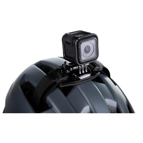 Фото - Крепление на шлем GoPro Vented Helmet Strap Mount черный боковое крепление на шлем side mount для экшн камер xiaomi yi