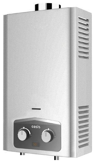 Проточный газовый водонагреватель Oasis Modern 12MS