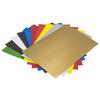 Цветной картон волшебный Жар-птица Action!, A4, 10 л., 10 цв.