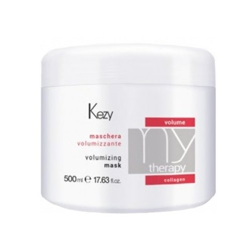 Купить KEZY Mytherapy Маска для волос с морским коллагеном для придания объема, 500 мл