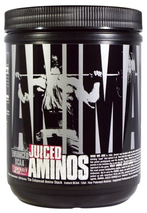 Аминокислотный комплекс Universal Nutrition Animal Juiced Aminos Enhanced BCAA (358-376 г) - Характеристики - Яндекс.Маркет