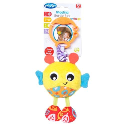 Подвесная игрушка Playgro Пчелка (0186972) playgro игрушка для ванной playgro кораблики