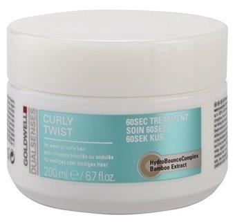 Goldwell DUALSENSES CURLY TWIST Уход за 60 секунд для вьющихся волос