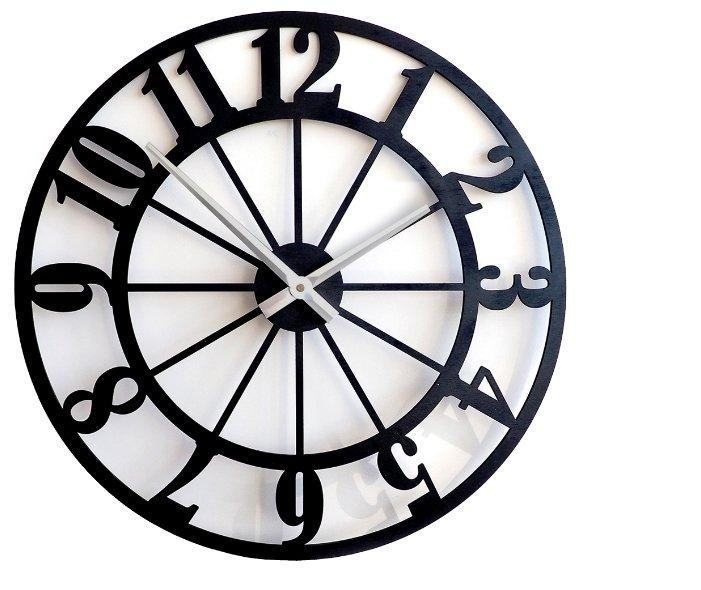 Часы настенные кварцевые Roomton Лофт 00250