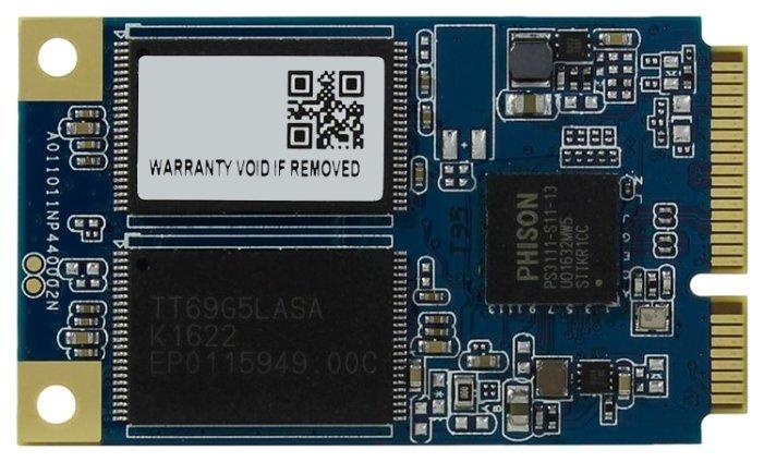 Твердотельный накопитель SmartBuy S11TLC-MSAT3 128 GB (SB128GB-S11TLC-MSAT3)