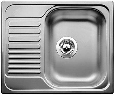 Стоит ли покупать Врезная кухонная мойка Blanco Tipo 45S Mini 60.5х50см нержавеющая сталь? Отзывы на Яндекс.Маркете