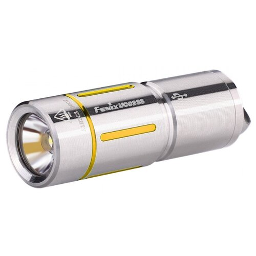 Ручной фонарь Fenix UC02SS золотой ручной фонарь l a g s011 золотой
