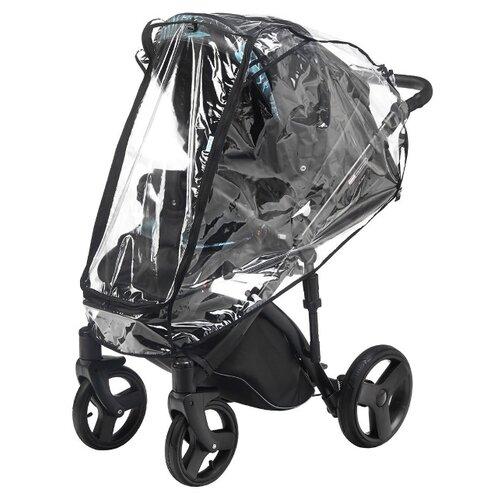 Купить Noordline дождевик ПВХ на прогулочную коляску с окном на молнии 022 прозрачный, Аксессуары для колясок и автокресел