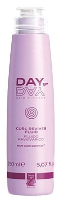 Green Light Day By Day Флюид для восстановления кудрявых волос