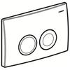 Кнопка смыва GEBERIT 115.125.21.1 Delta 21