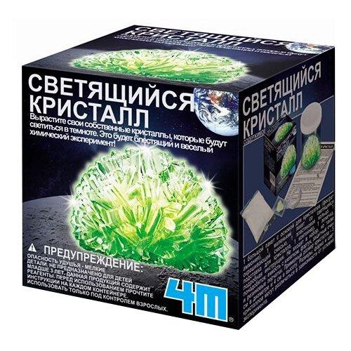 Купить Набор для исследований 4M Светящийся кристалл 00-03918, Наборы для исследований