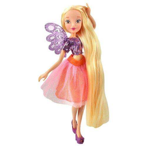 цена на Кукла Winx Club Мерцающее облако Стелла, 28 см, IW01471703