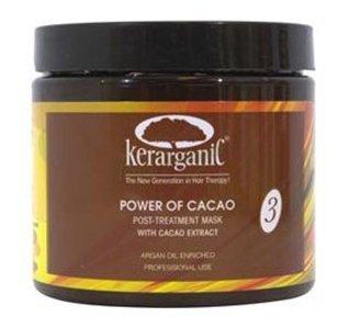 KERARGANIC Сила Какао Маска послепроцедурная для волос, шаг 3