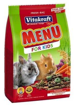 Корм для крольчат Vitakraft Menu