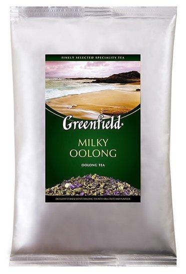 Чай улун Greenfield Milky Oolong