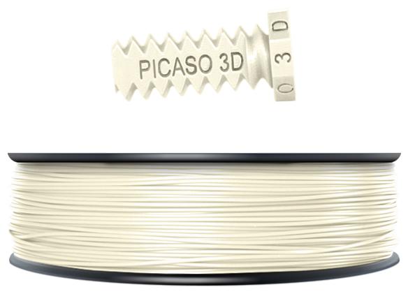 ABS пруток Picaso 3D 1.75 мм слоновая кость