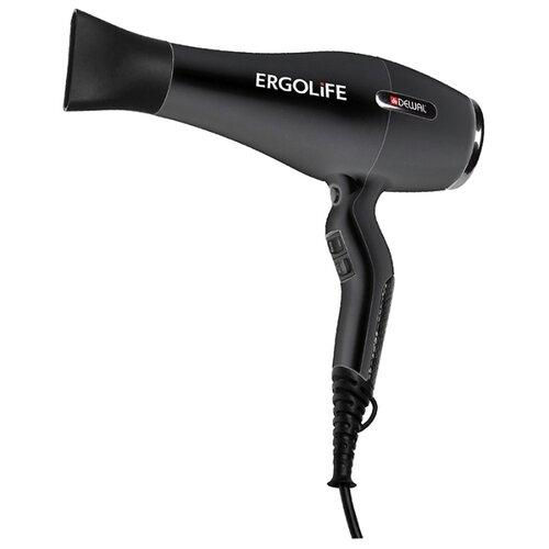 цена на Фен DEWAL 03-001 ErgoLife черный