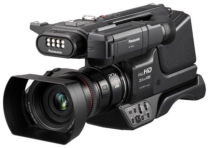 Panasonic Видеокамера Panasonic HC-MDH3E