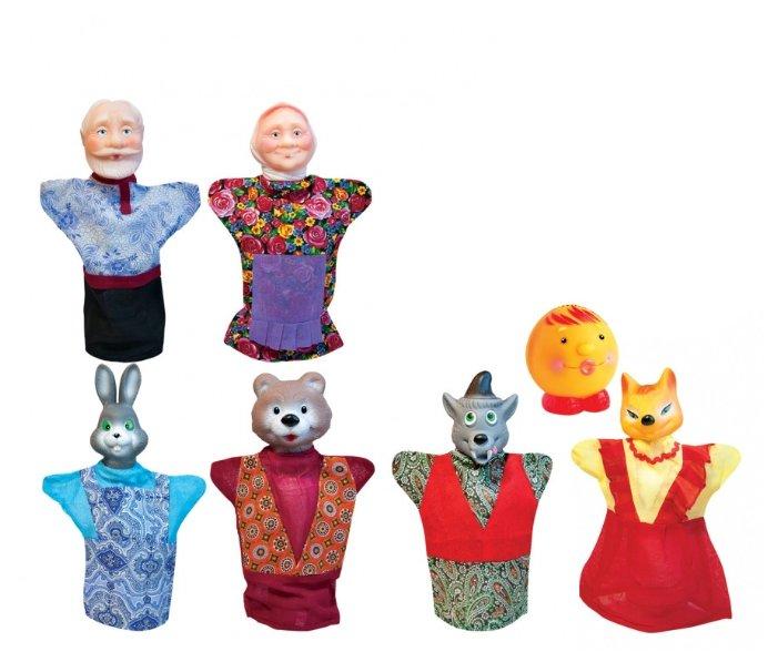 Купить Русский стиль Кукольный театр Колобок, 11201 по низкой цене с доставкой из Яндекс.Маркета (бывший Беру)