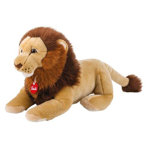 Мягкая игрушка Trudi Лев Нарцис лежащий 27 см абвгдейка мягкая игрушка лев 40 см