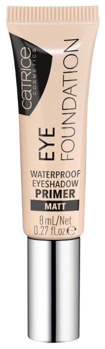 CATRICE праймер для век водостойкий Eye Foundation Waterproof Eyeshadow Primer 8 мл