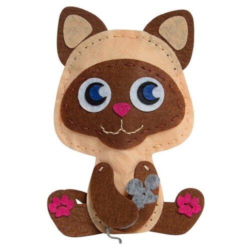 Feltrica Набор для изготовления мягкая игрушка Котик (4627130657957)Изготовление кукол и игрушек<br>