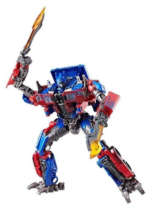 Трансформер Hasbro Transformers Коллекционное издение (Трансформеры 6) 26 см