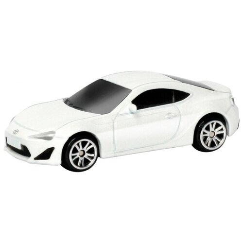 Легковой автомобиль Autogrand Jeans 3 Toyota 86 (49416) 1:64 белый