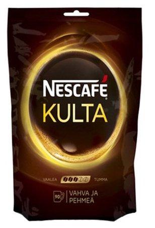 Кофе растворимый Nescafe Kulta, пакет — купить по выгодной цене на Яндекс.Маркете