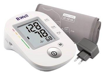 Тонометр B.Well PRO-35 (М-L) + адаптер — купить по выгодной цене на Яндекс.МаркетеЯндекс.Маркет