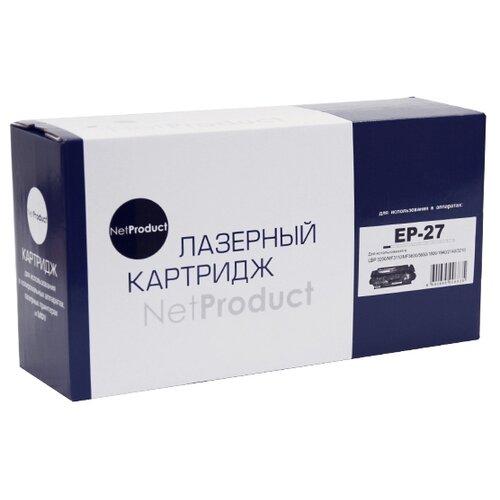 Фото - Картридж Net Product N-EP-27, совместимый картридж net product n ep 27 совместимый