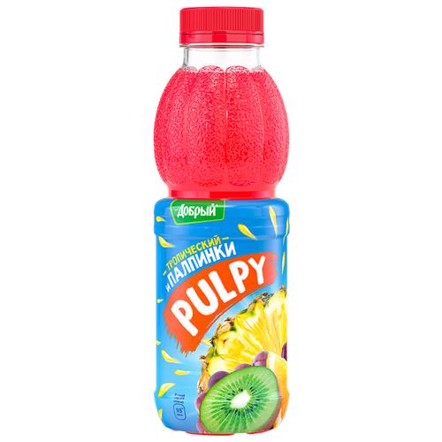 Напиток сокосодержащий Pulpy Тропический, 0.45 л