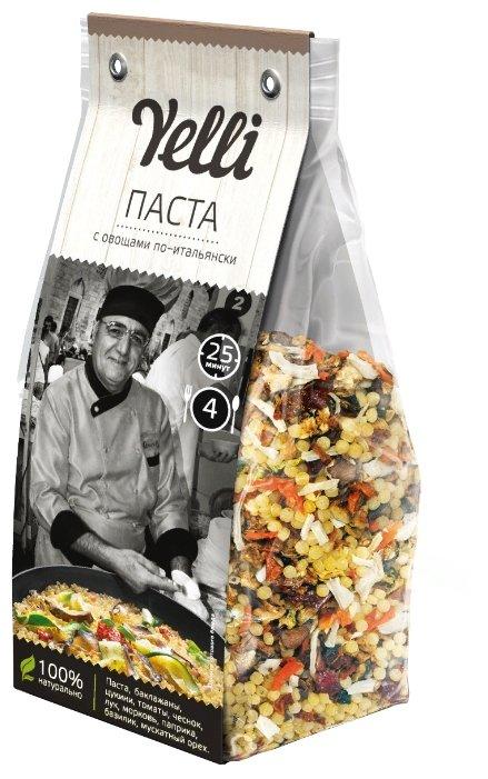 Yelli Паста с овощами по-итальянски 250 г