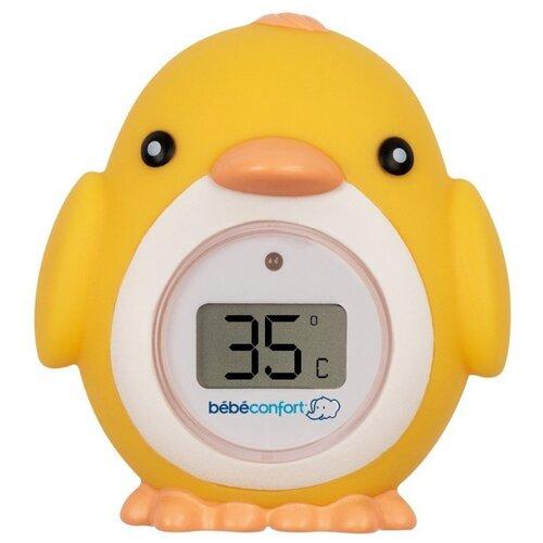 Купить Электронный термометр Bebe confort Chick желтый, Термометры