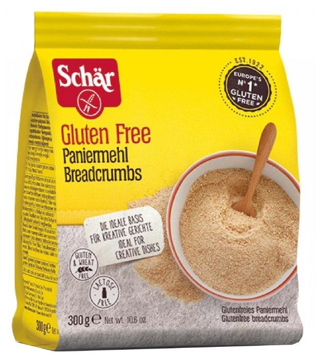 Schar Панировочные сухари Gluten free, 300 г