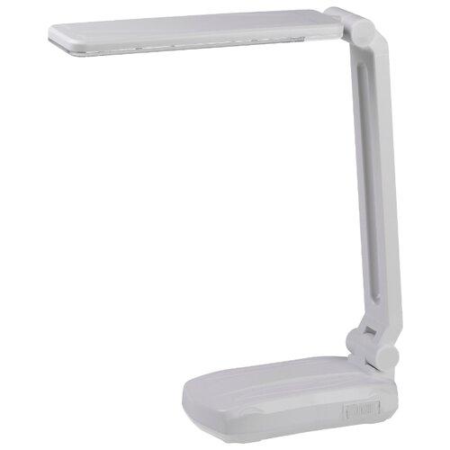 цена на Настольная лампа светодиодная ЭРА NLED-421-3W-W, 3 Вт