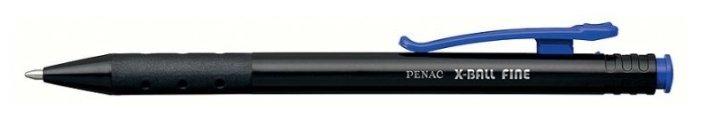 Penac Ручка шариковая автоматическая X-Ball (BA3301/41-B)