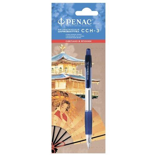 Penac Ручка шариковая CCH-3, синий цвет чернил
