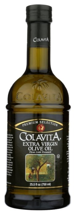 ColavitA Масло оливковое Extra Virgin, стеклянная бутылка
