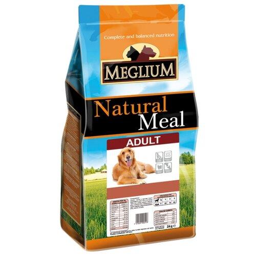 Корм для собак Meglium (3 кг) AdultКорма для собак<br>