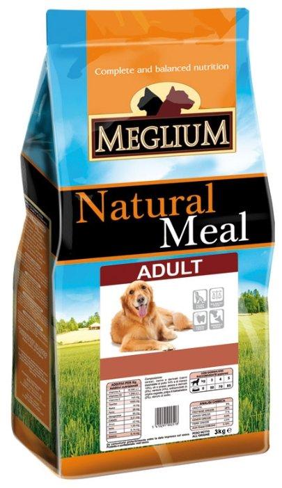 Корм для собак Meglium Adult