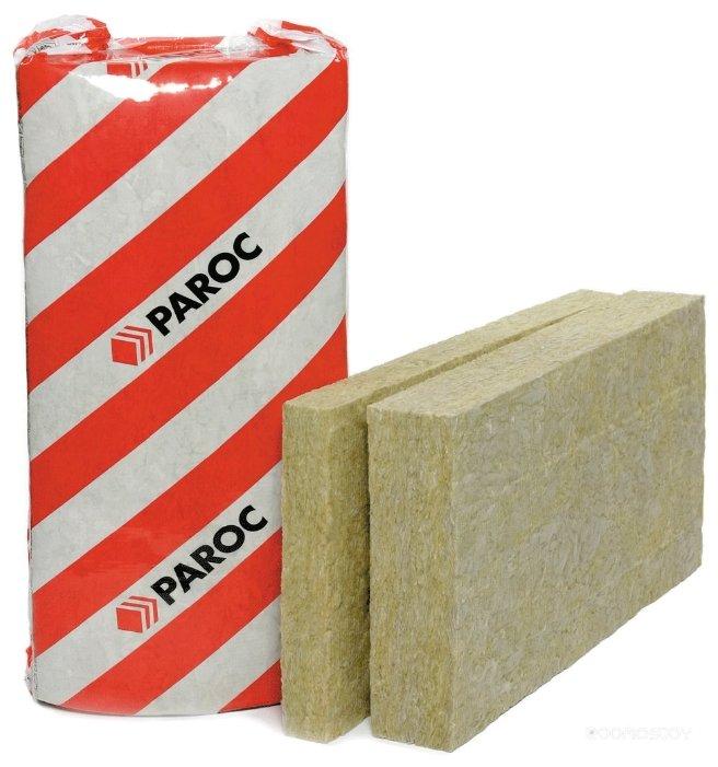 Каменная вата Paroc eXtra 1200x600х120мм 6 шт