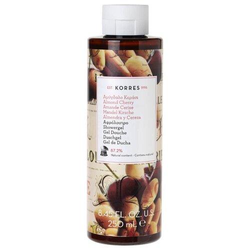 Гель для душа KORRES Almond cherry 250 млДля душа<br>