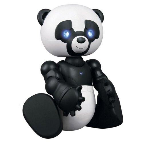 Купить Интерактивная игрушка робот WowWee Mini Robopanda белый/черный, Роботы и трансформеры