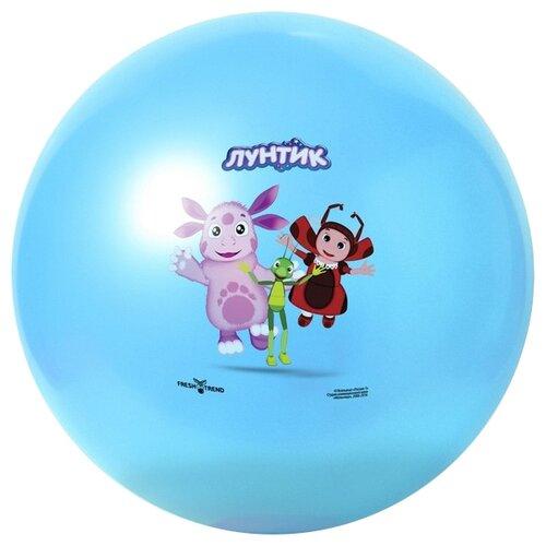 Мяч ЯиГрушка Лунтик, 32 см, голубой