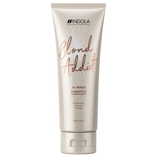 Indola шампунь Blond Addict для всех типов волос 250 млШампуни<br>