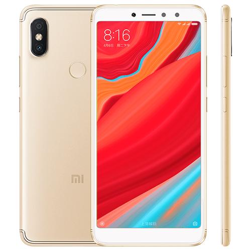 Смартфон Xiaomi Redmi S2 3/32GB золотой шампань смартфон xiaomi redmi s2 4gb 64gb золотой