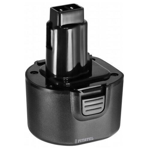 Аккумулятор Pitatel TSB-134-BD96-15C Ni-Cd 9.6 В 1.5 А·ч аккумулятор pitatel tsb 103 met12a 15c ni cd 12 в 1 5 а·ч